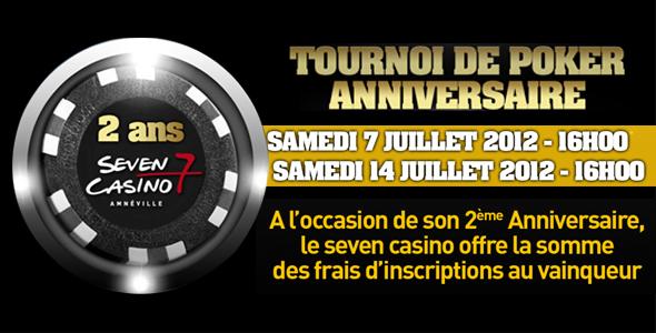 Tournoi de poker casino oostende